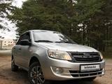 ВАЗ (Lada) Granta 2190 (седан) 2012 года за 1 800 000 тг. в Караганда – фото 4