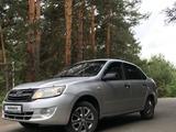 ВАЗ (Lada) Granta 2190 (седан) 2012 года за 1 800 000 тг. в Караганда – фото 5