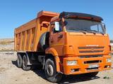 КамАЗ  6520 2013 года за 8 000 000 тг. в Туркестан – фото 3