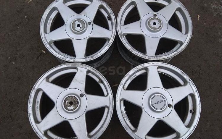 """Оригинальные легкосплавные диски """"AZEV"""" на BMW 3 (Германия R16 5* за 85 000 тг. в Нур-Султан (Астана)"""