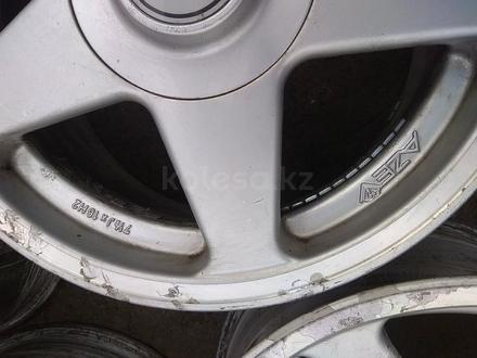 """Оригинальные легкосплавные диски """"AZEV"""" на BMW 3 (Германия R16 5* за 85 000 тг. в Нур-Султан (Астана) – фото 6"""