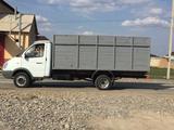 ГАЗ ГАЗель 2004 года за 3 700 000 тг. в Туркестан – фото 2