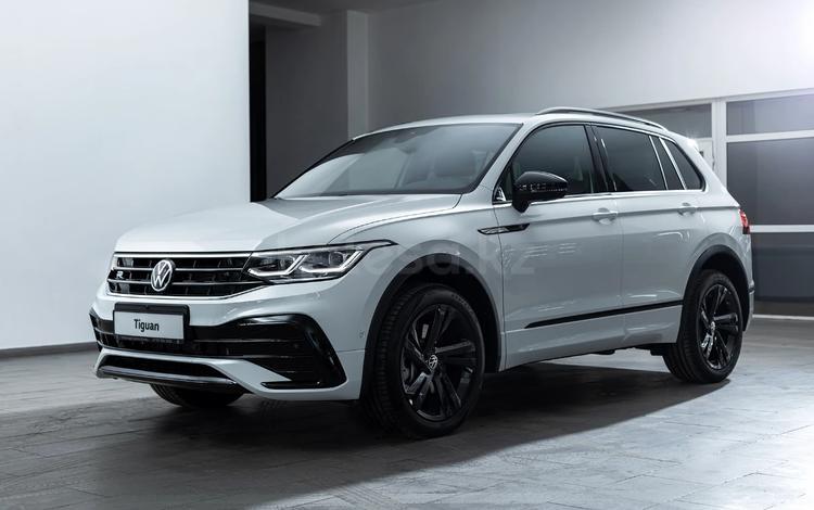 Volkswagen Tiguan R-Line 1.4 2021 года за 17 295 000 тг. в Алматы