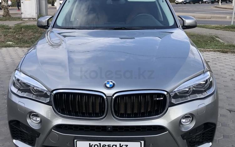 BMW X5 M 2015 года за 31 300 000 тг. в Алматы