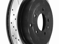 Комплект дисков тормозных зад перфорированные за 33 450 тг. в Алматы