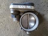 Заслонка дроссельная Bmw 7-Series E65 N62B36A (б у) за 15 000 тг. в Костанай