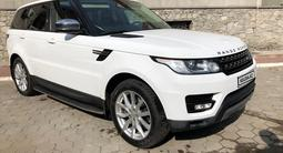 Land Rover Range Rover Sport 2013 года за 11 300 000 тг. в Костанай – фото 3