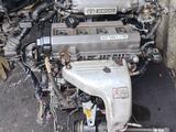 Двигатель Toyota Camry 10 2.2 Объём за 300 000 тг. в Алматы – фото 2