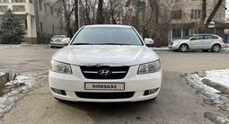 Hyundai Sonata 2006 года за 3 000 000 тг. в Алматы – фото 2