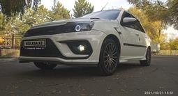 ВАЗ (Lada) Granta 2190 (седан) 2013 года за 3 400 000 тг. в Алматы – фото 4