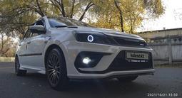 ВАЗ (Lada) Granta 2190 (седан) 2013 года за 3 400 000 тг. в Алматы – фото 5