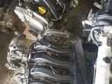 Двигатель контрактный на Lada Largus 1.6, 16 клапан, к4м за 290 000 тг. в Алматы – фото 2
