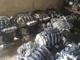 Двигатель контрактный на Lada Largus 1.6, 16 клапан, к4м за 290 000 тг. в Алматы – фото 3