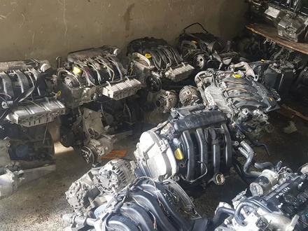 Двигатель контрактный на Lada Largus 1.6, 16 клапан, к4м за 260 000 тг. в Алматы – фото 3