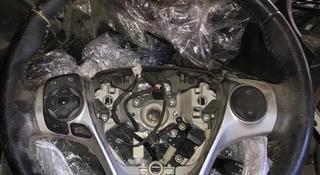 Руль Toyota camry xv50 европа за 12 121 тг. в Алматы