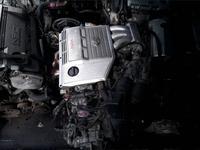 Двигатель на лексус ес300, es300 за 380 000 тг. в Алматы