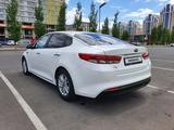 Kia Optima 2018 года за 7 600 000 тг. в Нур-Султан (Астана) – фото 3