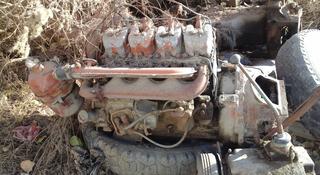 Двиг. Дизель т28. Кпп газ53. Установка отлич в Туркестан