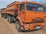 КамАЗ  6520 2003 года за 11 000 000 тг. в Талдыкорган – фото 2