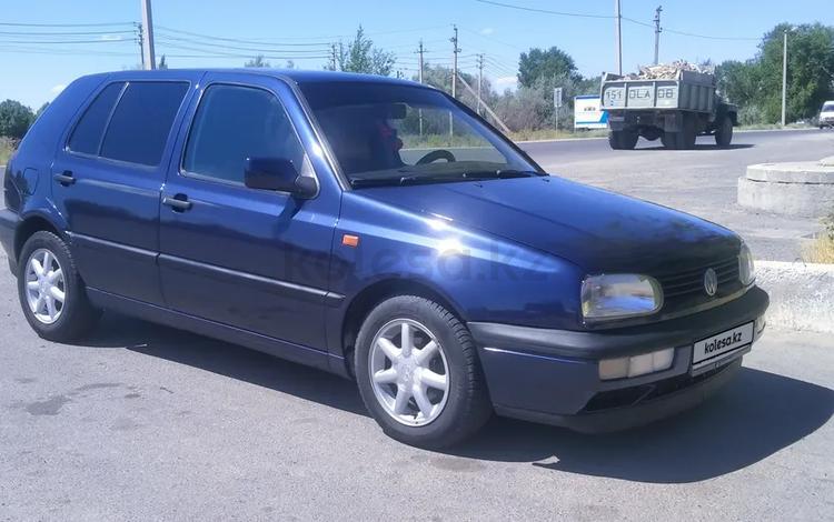 Volkswagen Golf 1993 года за 1 520 000 тг. в Тараз