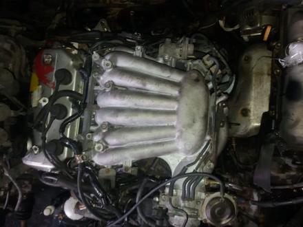 Митсубиси Галант двигатель, Привазной, 6а13 за 1 234 тг. в Алматы – фото 2
