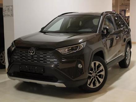 Toyota RAV 4 2020 года за 18 400 000 тг. в Алматы