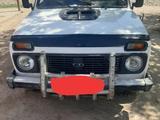 ВАЗ (Lada) 2121 Нива 2001 года за 800 000 тг. в Туркестан – фото 3