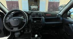 ВАЗ (Lada) Granta 2190 (седан) 2018 года за 2 200 000 тг. в Актау – фото 2
