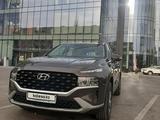 Hyundai Santa Fe 2021 года за 18 500 000 тг. в Шымкент – фото 2