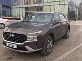 Hyundai Santa Fe 2021 года за 18 500 000 тг. в Шымкент – фото 3