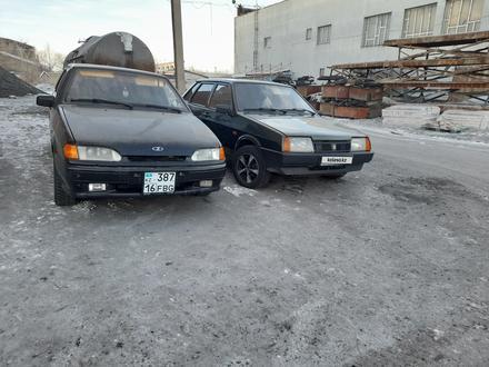 ВАЗ (Lada) 21099 (седан) 2002 года за 920 000 тг. в Семей