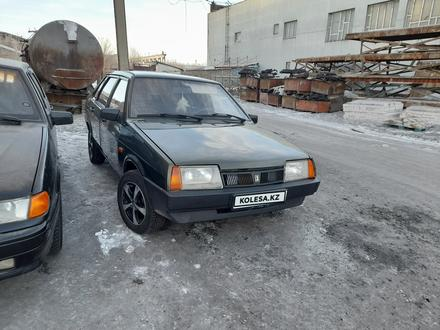 ВАЗ (Lada) 21099 (седан) 2002 года за 920 000 тг. в Семей – фото 2