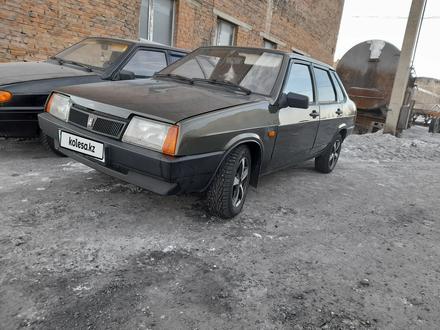 ВАЗ (Lada) 21099 (седан) 2002 года за 920 000 тг. в Семей – фото 3