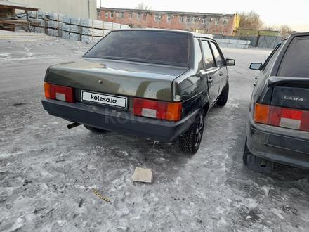 ВАЗ (Lada) 21099 (седан) 2002 года за 920 000 тг. в Семей – фото 5
