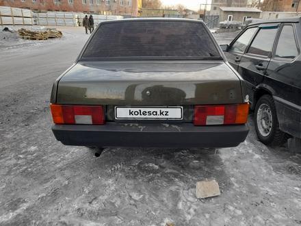 ВАЗ (Lada) 21099 (седан) 2002 года за 920 000 тг. в Семей – фото 6