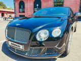 Bentley Continental GT 2015 года за 42 900 000 тг. в Алматы – фото 3