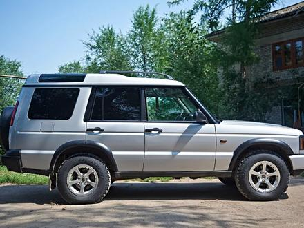 Land Rover Discovery 2003 года за 4 600 000 тг. в Уральск – фото 3