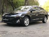 Hyundai Elantra 2019 года за 8 200 000 тг. в Алматы – фото 4