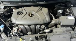 Двигатель на элантру 1.8 g4nb 2014 год за 300 000 тг. в Кокшетау