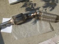Выхлопная труба с катализатором за 588 400 тг. в Атырау