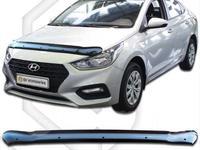 Мухобойку дефлектор на капот. Hyundai Accent. В отличном состояний за 5 000 тг. в Костанай