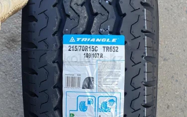 Triangle TR652 215/70r15c за 19 500 тг. в Алматы