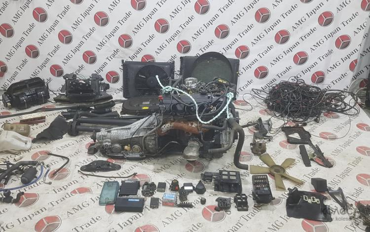 Двигатель + акпп + кондиционер на Mercedes W201 m102 за 937 313 тг. в Владивосток