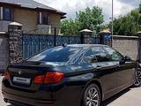 BMW 520 2014 года за 11 000 000 тг. в Алматы – фото 4