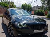 BMW 520 2014 года за 11 000 000 тг. в Алматы – фото 5