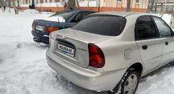 Chevrolet Lanos 2006 года за 739 999 тг. в Костанай