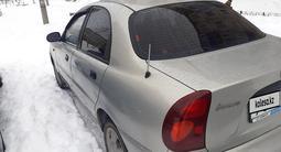 Chevrolet Lanos 2006 года за 739 999 тг. в Костанай – фото 3