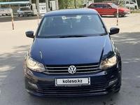 Volkswagen Polo 2015 года за 3 800 000 тг. в Алматы