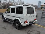 Mercedes-Benz G 63 AMG 2013 года за 31 000 000 тг. в Алматы – фото 4