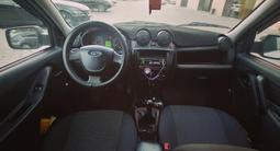 ВАЗ (Lada) 2190 (седан) 2013 года за 2 400 000 тг. в Костанай – фото 5